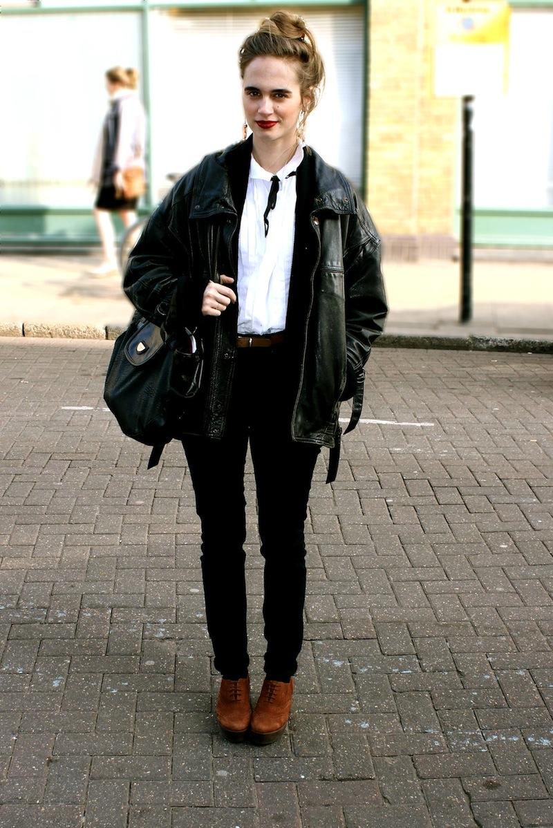 london street wear