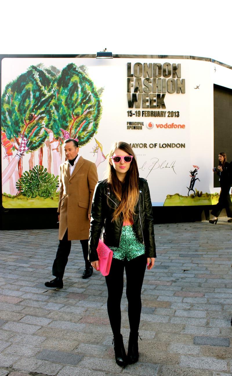 street style in london