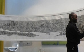 Stephen Wiltshire's art amazes even scientists