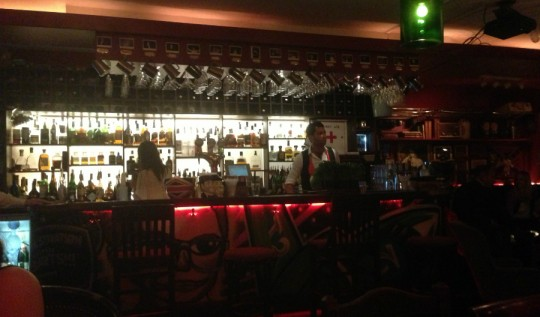 barts bar in london
