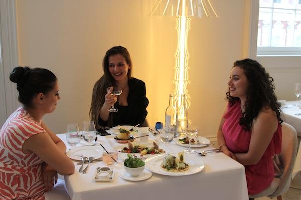 london bond and brook restaurant