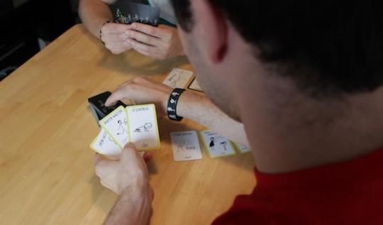 playing sopio cards
