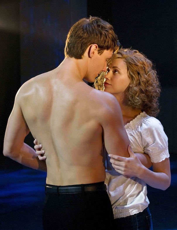 dirty dancing on stage london
