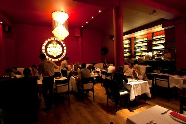 mestizo bar & restaurant