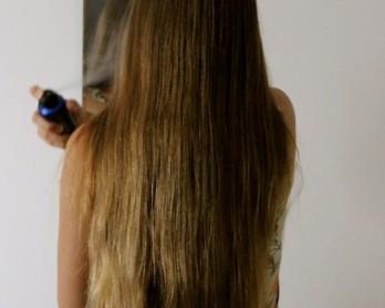 shine hairspray ghd