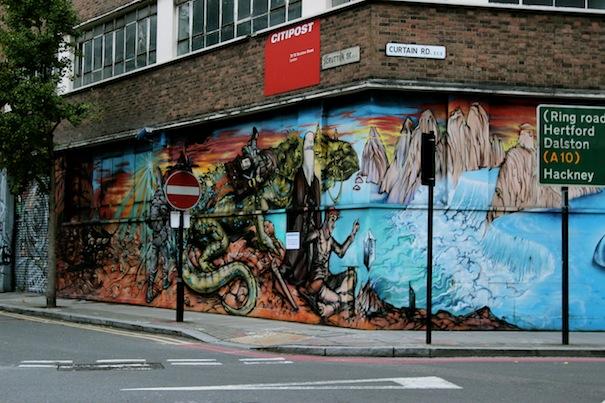 alternative london tour