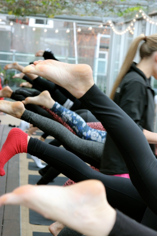 frame yoga london