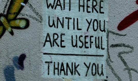 graffiti in london
