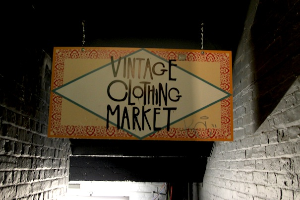 vintage shops in brick lane