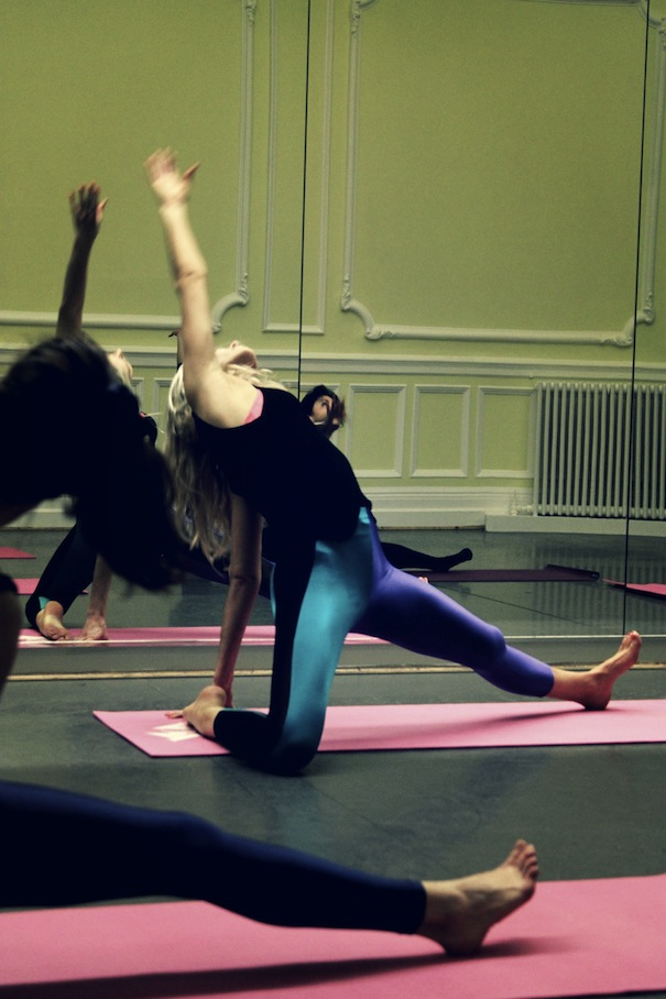yoga in london